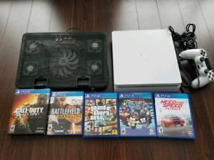 PS4 GTA V, Black Ops3, NFS Payback, South Park, Battlefield