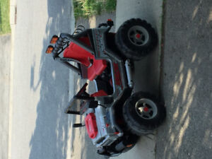 peg perego gaucho rockin jeep for kids for sale
