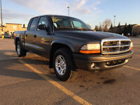 2004 Dodge Dakota Crew Cab Sport Pickup Truck