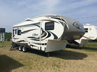 "2012 COUGAR 276 RLS 5th wheel ""$108.43 Biweekly"""