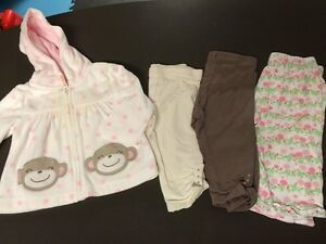 Girls 6m summer clothes Regina Regina Area image 5