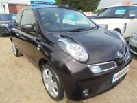 2010 10 NISSAN MICRA 1.2 N-TEC 3DR AUTO 80 BHP FINANCE WITH NO DEPOSIT AND NOTHI