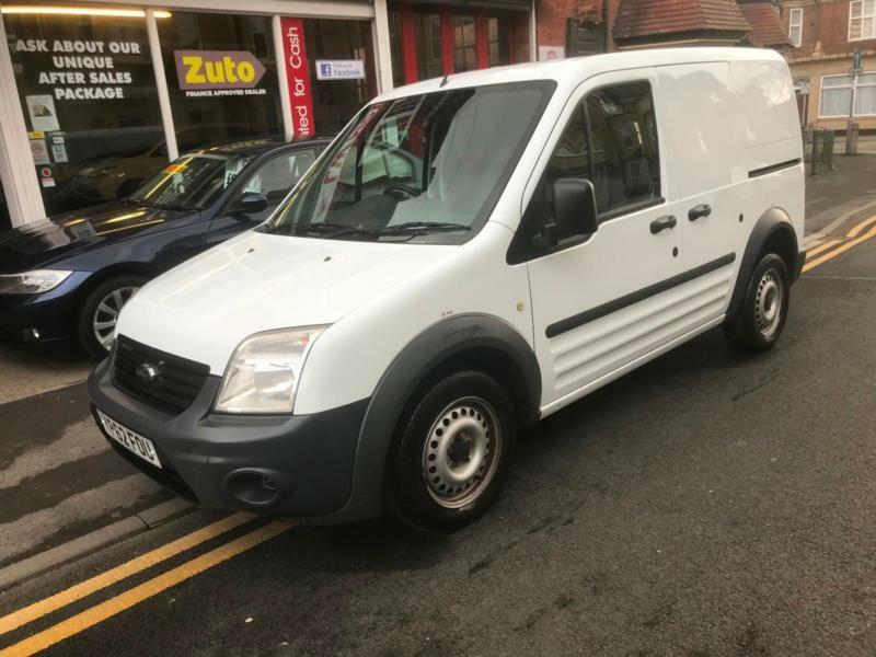 2012 Ford Transit Connect 1.8TDCi 47K superb condition