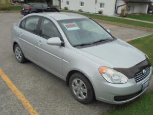2008 Hyundai Accent L Sedan