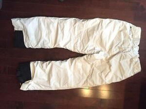 White Colombia Snow Pants Men's size Large London Ontario image 2