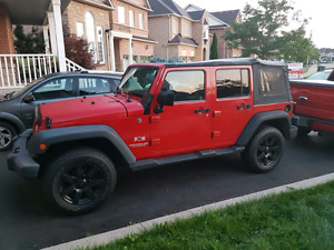 2008 Jeep Wrangler  Wow $8000 Firm!