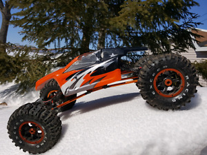 1/8 scale Mad Torque RC Rock Crawler PENDING PICK UP