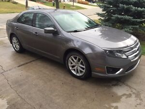 2010 Ford Fusion SEL $6,450!