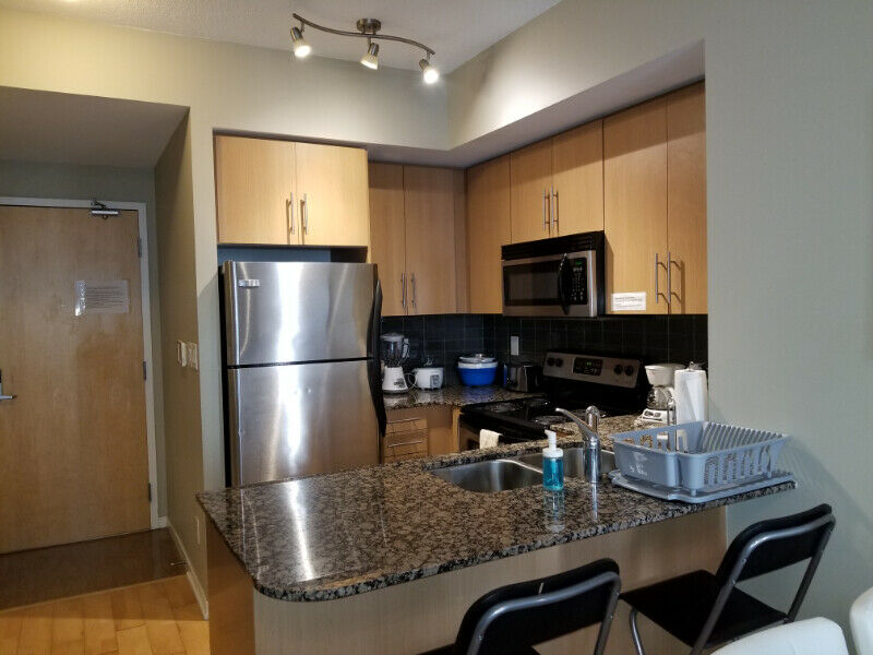 May: Downtown 2 Bedroom Executive Suite - Financial ...