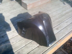 Kawasaki KLR 6.6 gallon gas tank