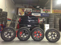 "Jeep Grand Cherokee SRT 20"" Wheels & Tires @ Auto Trax City of Toronto Toronto (GTA) Preview"