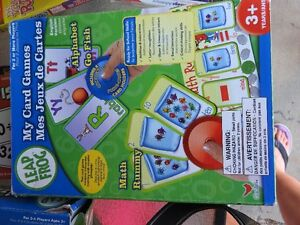 Leap Frog My Card Games