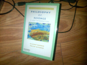 Philosophy of Science Textbook for University of W