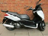 YAMAHA YP250 X MAX TWIST AND GO SCOOTER NO ULEZ CHARGE FULL SERVICE HISTORY