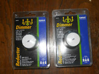 3 WAY LIGHT DIMMERS