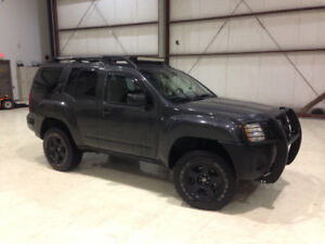 2007 Nissan Xterra 4x4 (Price Reduced)