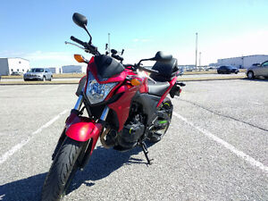 Safety Certified Honda CB500F with ABS