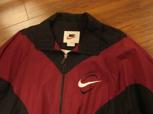 Men's Size Large NIKE nylon FALL Jacket Belleville Belleville Area image 3