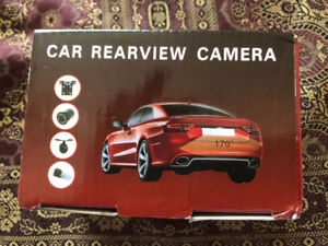 CAR REARVIEW CAMERA BRAND NEW $10