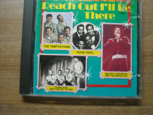 CDs Assorted Artists Original Songs the 50s & 60s!