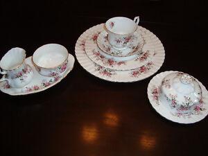 lavender rose china