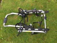 Vehicle rear Bike rack - can fit 4 bikes