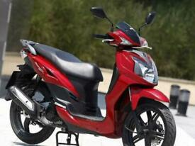 Sym Symphony SR 125cc big wheel automatic scooter moped learner legal