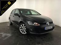 2014 VOLKSWAGEN GOLF GT BLUEMOTION TDI DIESEL 1 OWNER SERVICE HISTORY FINANCE PX