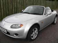 Mazda MX-5 Full dealer service history + Option Pack Re-advertised Mot'd 1 year