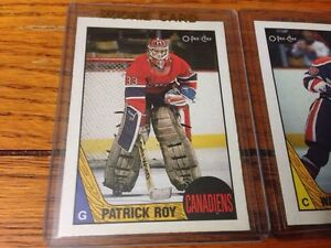 Hockey cards for sale Gretzky Lemieux Roy Holtby