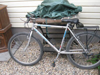 GENTLY USED MOUNTAIN BIKE FOR SALE