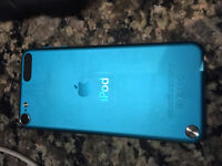 Ipod  5 32GB + case + chargeur