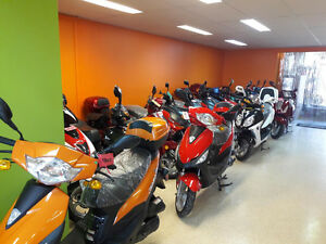 New SAGA Quest 49cc Gas Scooter/Moped on January SUPER SALE Now! Edmonton Edmonton Area image 19