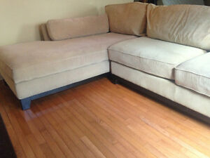 GENUINE LAZBOY SECTIONAL / COUCH
