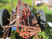 A good used sickle bar mower, that needs a good home !