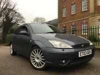 2003 Ford Focus 2.0 ST170 HALF LEATHER