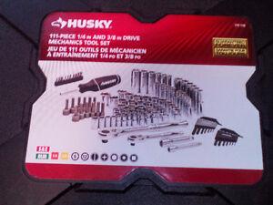 HUSKY TOOL SET - NEW ( NEVER USED)