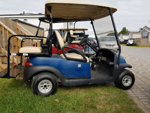 Golf Cart Rental at Sherkston Shores