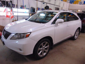2012 Lexus RX 350 - ONLY 38,500 KMS !!