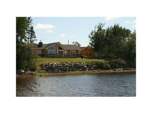 Dream Home/Cabin on water [Port Blandford]