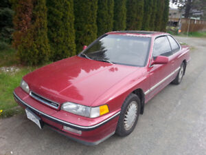 1990 Acura Legend Coupe (2 door)