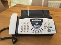 Brother T106 Answer Phone and Fax Machine