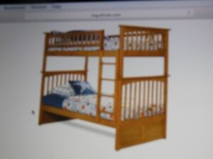 Palliser brand new in boxes bunk beds