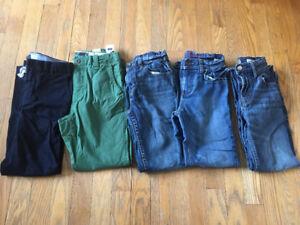 Size 10 boys pants