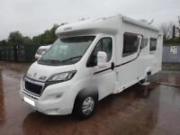 2016 Elddis Autoquest 185 Fixed Single Beds End Washroom Motorhome For Sale 1