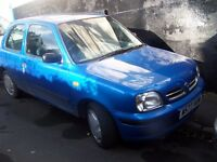 Nissan MICRA 1.0 Celebration, LOW insurance! really nice little car, short test so £295 ono