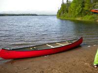 "16"" Old Town Camper Canoe For Sale"