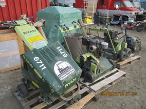 H/D Landscaping machines