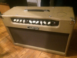 Carvin Bel-Air 2x12 Combo Amp (50 Watts)