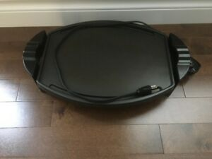 For Sale: Large Electric Griddle